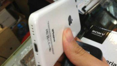 Photo de iPhone 5C : une existence confirmée par Amazon