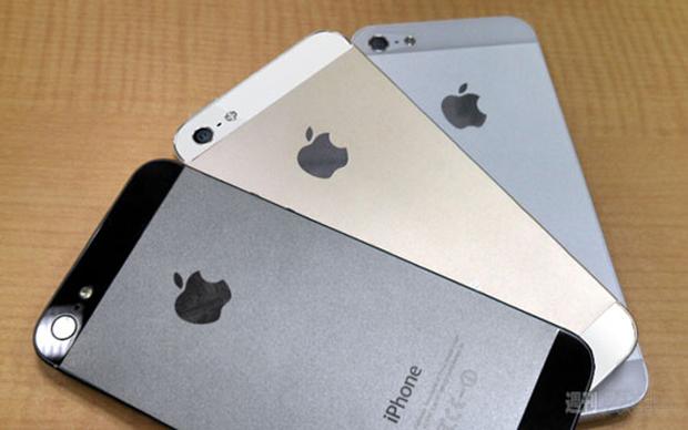 iPhone 5S : est-ce qu'il y aura aussi une version argent ?