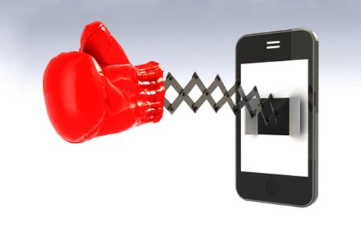 Téléphones portables vs Smartphones : avantage aux smartphones !