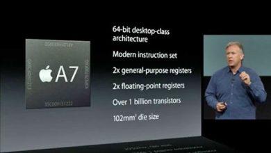 Photo of 64-bit : Samsung répond du tac au tac à Apple