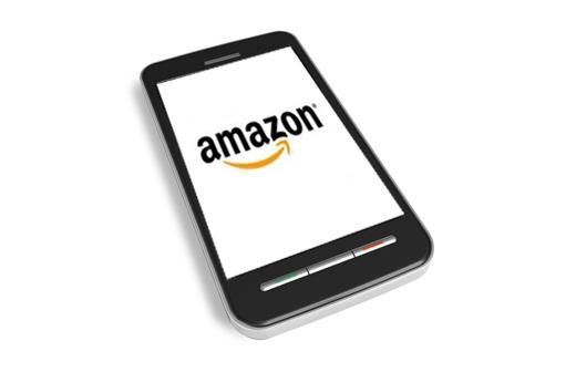 Amazon : pas de smartphone pour le moment...