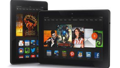 Photo de Amazon : une offensive signée Kindle Fire