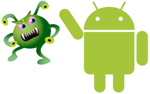 """Les mobiles sous Android, cible privilégiée des """"malwares"""""""