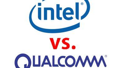Photo de Apple : de Qualcomm à Intel ?