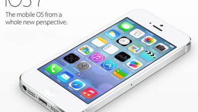 Photo of Apple : un aller simple vers iOS 7