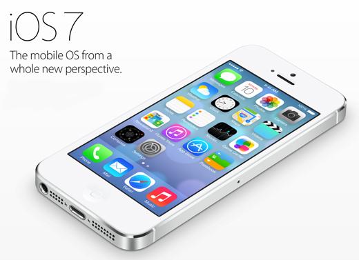 iOS 7 : Retour à l'iOS 6 impossible ?