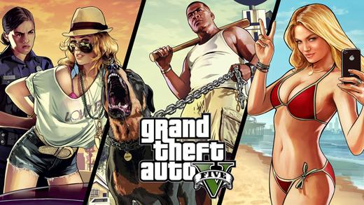 GTA V, le jeu vidéo le plus cher de l'histoire