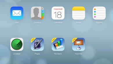 Photo of iCloud.com : Apple peaufine son look « unifié »