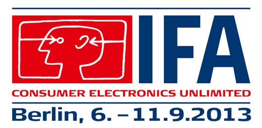 IFA 2013 : place aux tendances de demain