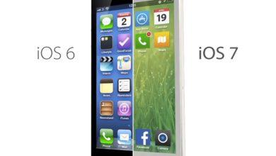 Photo of iOS 7 : les développeurs priés de revoir le design de leurs icônes