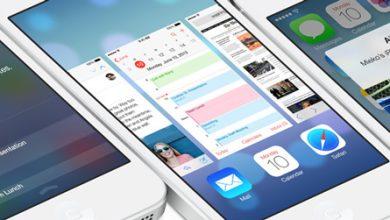 Photo of iOS 7 : un effet parallaxe qui donnerait la nausée !