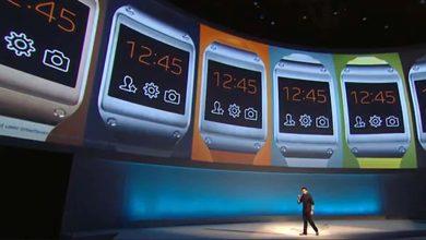 Photo de Samsung Galaxy Gear : déjà 12 applications spécifiques