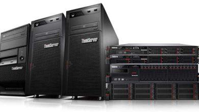 Photo de Serveurs : attention, Lenovo arrive en force