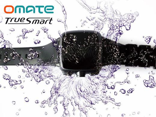 TrueSmart : Omate présente sa montre connectée