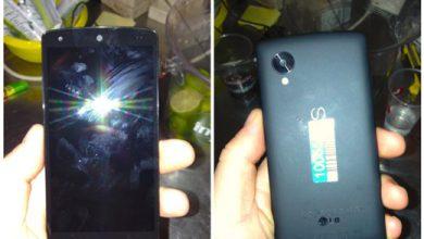 Photo of Vidéo : le Nexus 5 se dévoile enfin un peu plus