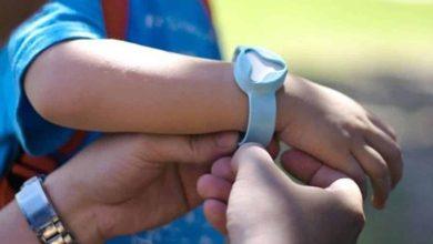 Un bracelet connecté pour surveiller son enfant à distance