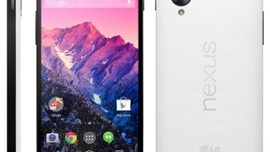 Photo de Nexus 5 : sortie pour le 1er novembre ?