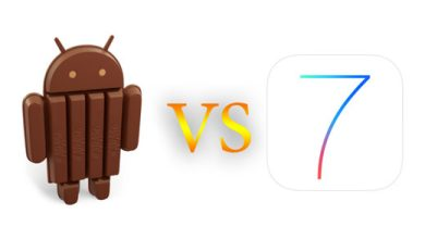 Photo of iOS 7 vs. Android KitKat 4.4 : peut-on les départager ?