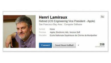 iOS : après 23 ans, Henri Lamiraux quitte Apple