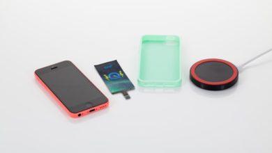 iQi, un chargeur sans fil ingénieux pour iPhone