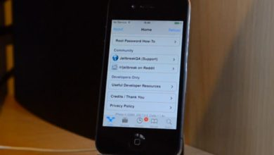 Photo de Jailbreak iOS 7 : une première version tethered pour iPhone 4