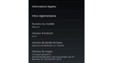 Photo of Android 4.4 KitKat : déjà un patch 4.4.2