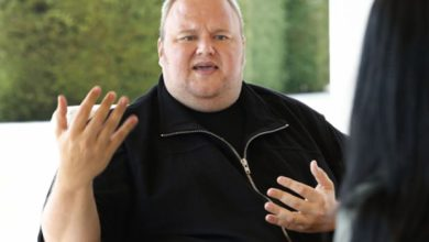 Photo de Kim Dotcom : 191 pages de preuves de sa culpabilité