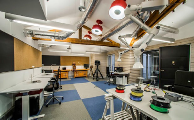 L'atelier du « Lab »