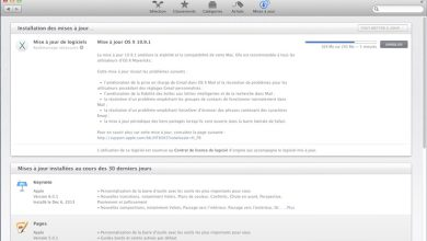 Photo de OS X 10.9.1 : Apple corrige les bugs d'OS X Mavericks