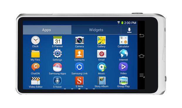 Samsung dévoile son Galaxy Camera 2