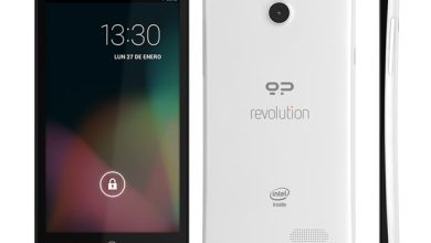 Photo of Geeksphone Revolution, un smartphone Android ou Firefox OS
