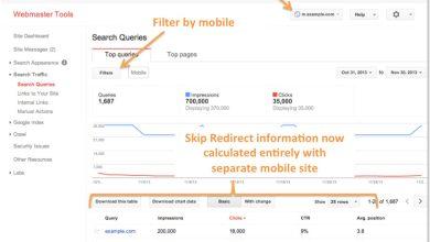 Photo of Google Webmaster Tools : importante mise à jour en matière de site mobile