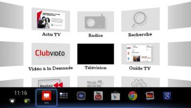 Photo de SFR : une nouvelle box qui intègre Google Play