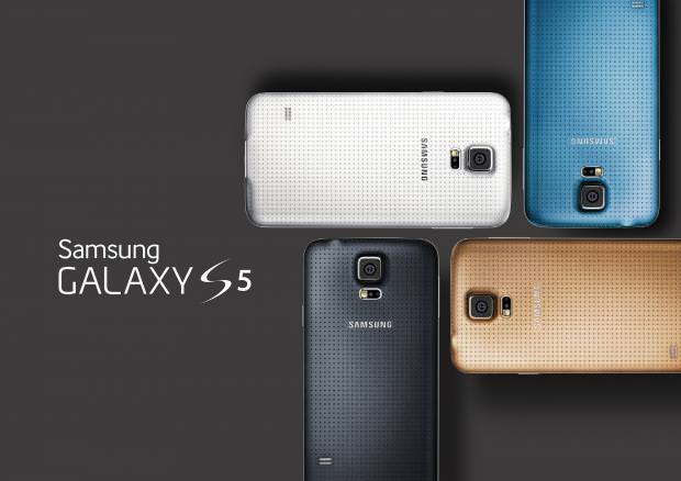 TOP révolutions du Samsung Galaxy S5 !