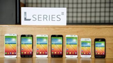 Photo de LG : trois smartphones pour anticiper le Mobile World Congress