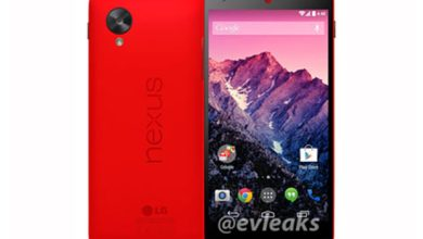 Photo of Nexus 5 : un modèle rouge à partir de ce mardi ?