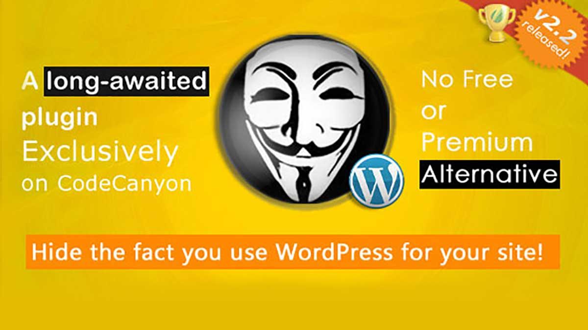 Comment cacher WordPress ?
