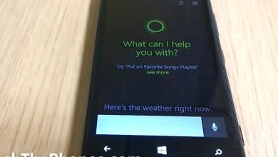 Photo of Windows Phone : l'assistant vocal Cortana se dévoile