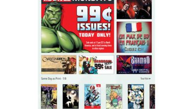 Photo of Comixology : Amazon boycotte les 30% de commission d'Apple et de Google