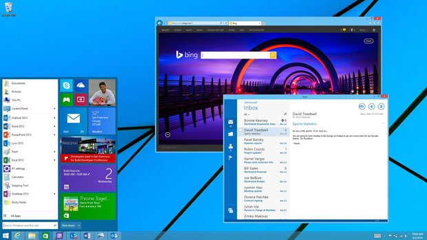 Windows 8 : le menu Démarrer de retour en août ou septembre et un Windows Cloud en 2015 ?