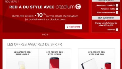 Photo of Roaming : SFR Red ajoute 1 Go valable toute l'année