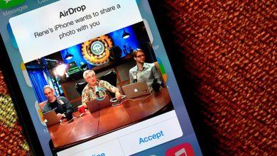 Vers l'unification d'Airdrop entre OS X 10.10 et iOS 8 ?