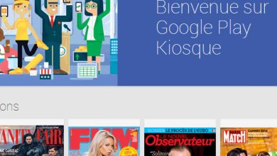 Google lance son Play Kiosque en France