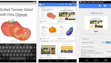 Photo of Microsoft Office : Google contre-attaque sur les applications mobiles
