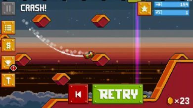 Photo of Retry : Rovio s'inspire fortement de Flappy Bird pour son dernier-né