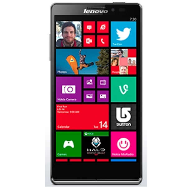 Bientôt un Windows Phone au catalogue smartphones de Lenovo