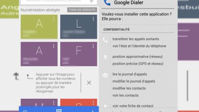 Photo of Android : l'apk de l'application Téléphone d'Android KitKat est disponible