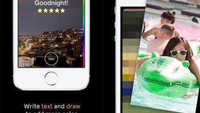Photo de Facebook : Slingshot est disponible pour iOS et Android