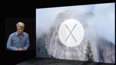 Photo of OS X 10.10 Yosemite puise son inspiration dans iOS 8