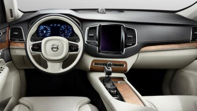 Photo de XC90 : Volvo adopte un écran 12 pouces et CarPlay